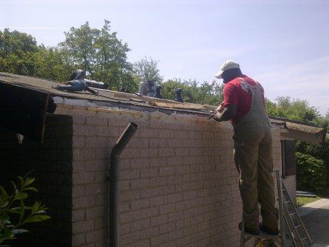 Belangrijk: controleer uw dakbedekking!