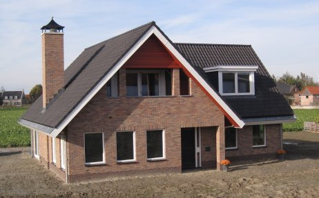 Nieuwbouwwoning Kamperland opgeleverd!